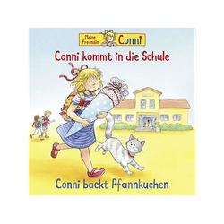 Conni - 056 CONNI KOMMT IN DIE SCHULE /PFANNKUCHEN (CD)