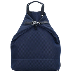 Jost Mesh X-Change City Rucksack 44 cm Laptopfach blue