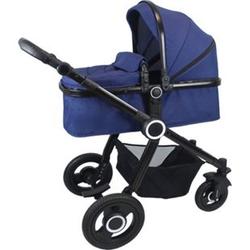 VCM Premium Set 2in1 Kombi - Kinderwagen, gefederter Babywagen Alu Pilosa