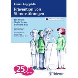Prävention von Stimmstörungen als Buch von