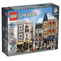 LEGO® Creator 10255 Stadtleben