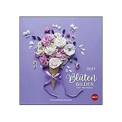 Blütenbilder Postkartenkalender 2021