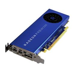 AMD Radeon Pro WX 2100 2 GB Grafikkarte PCI-Express GDDR5 1.219 MHz 64 Bit (100-506001)