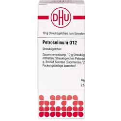 PETROSELINUM D 12 Globuli 10 g