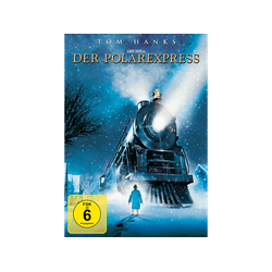 Der Polarexpress DVD