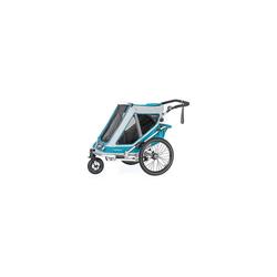 Qeridoo Fahrradkindersitz Speedkid2 2020 Petrol