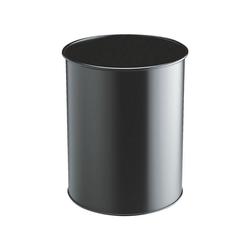 DURABLE Papierkorb schwarz 26 cm x 31.5 cm