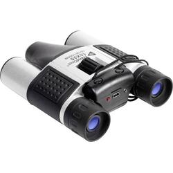 TrendGeek Fernglas mit Digitalkamera TG-125 10 x 25mm Dachkant Silber 4790