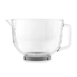 Bella Glass Bowl Glasschüssel Zubehör für Bella 2G & Lucia 2G Küchenmaschinen