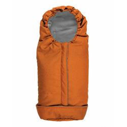Tasche für Kinderwagen Nuvita Junior Pop Orange Schwarz