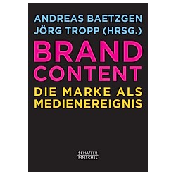 Brand Content - Buch