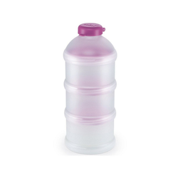 NUK Babyflasche Milchpulver Portionierer, lila