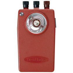 Testboy 2 Multitester Akustik, LED