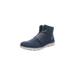 Stiefel Rieker blau