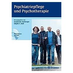 Psychiatriepflege und Psychotherapie, m. DVD