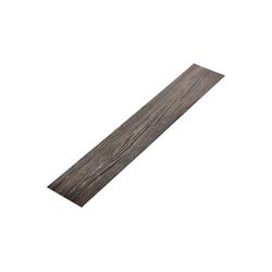 neu.haus Einlegeboden (16 Stück), Mons Vinyl Klebelaminat Dielen Bodenbelag ca. 4 m² braun