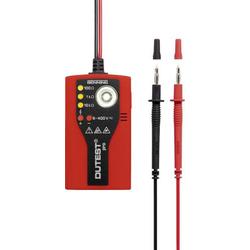 Benning DUTEST pro Durchgangsprüfgerät CAT III 300V LED, Akustik