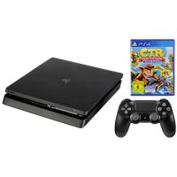 Sony PS4 Slim 500GB + Crash Team Racing (Bundle)