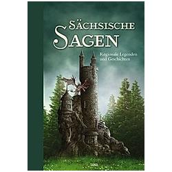 Sächsische Sagen - Buch