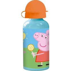 Alu-Trinkflasche Peppa Pig 400ml