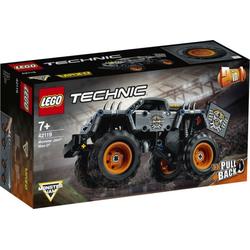 LEGO® Puzzle LEGO® Technic 42119 Monster Jam® Max-D®, Puzzleteile