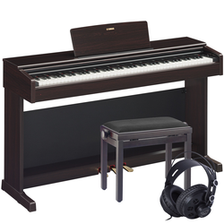 Yamaha Arius YDP-144 Digitalpiano Rosenholz Set