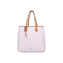 L. CREDI Shopper Eve, Polyurethan rosa