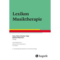Lexikon Musiktherapie: eBook von