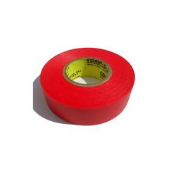 Hockey Stutzen PVC-Tape farbig rot