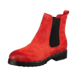mirapodo 6080 Chelsea Boots Chelseaboots rot 41