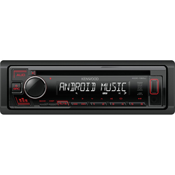 Kenwood Audio-System (Kenwood KDC-130UR - CD, MP3, USB, Aux-In Autoradio)
