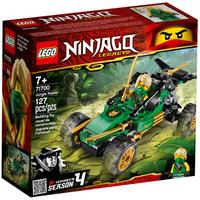 Lego Ninjago Lloyds Dschungelräuber 71700