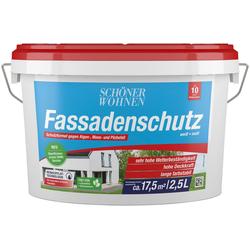 SCHÖNER WOHNEN-Kollektion Fassadenfarbe Fassadenschutz 2,5L