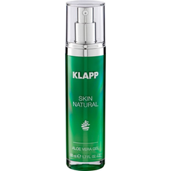 Klapp Skin Natural Aloe Vera Gel 50 ml Gesichtsgel