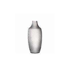 Glas Koch Vase Poesia in grau, 30 cm