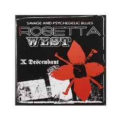 Rosetta West - X Descendant (CD)