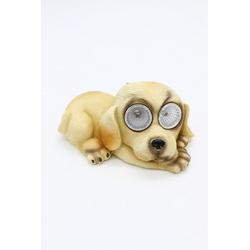 JOKA international Dekoobjekt Solarleuchte Hund, Solarleuchte Hund