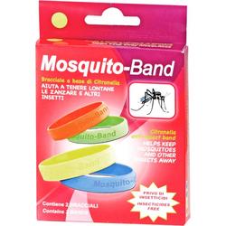 MOSQUITO Band natürl.Schutz geg.Mückenstiche 2 St