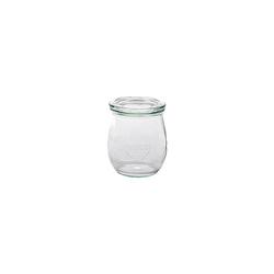 """Weck Einmachglas 12er-Set Einweckgläser """"Tulpe"""" mitDeckel, 200 ml"""