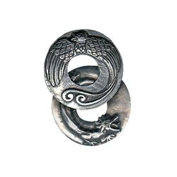 Adelia´s Amulett, Amulett Anhänger Drache und Phoenix