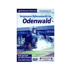 Vergessene Bahnromantik im Odenwald DVD
