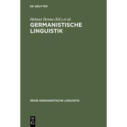 Germanistische Linguistik: eBook von