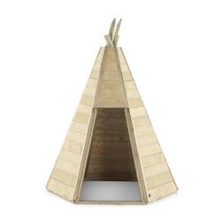 plum® Spielhaus Tipi aus Holz, 170 cm