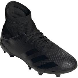 adidas Predator 20.3 FG K core black/core black/dgh solid grey 31