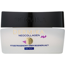 Dermika Neocollagen M+ Regenerierende Nachtcreme mit Phytoöstrogenen 50 ml
