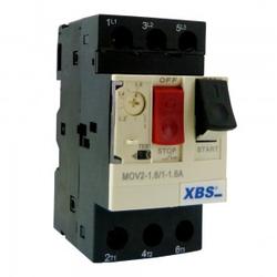 Motorschutzschalter Motorschutz MOV 1-1.6A MS-Schalter MOV2-1.6 XBS
