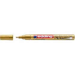 edding 753 Lackmarker gold 1,0 - 2,0 mm