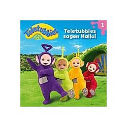 Teletubbies - Teletubbies sagen Hallo!  1 Audio-CD - Hörbuch