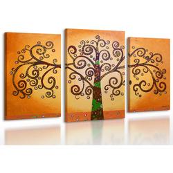 YS-Art Gemälde Baum des Lebens 005