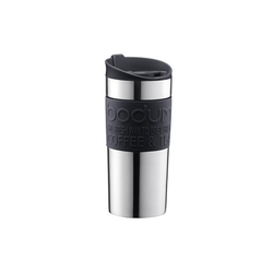 Doppelwandiger BODUM® Edelstahl-Kaffeebecher, ca. 0,35 l